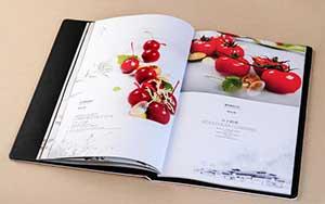 武汉菜谱印刷产品